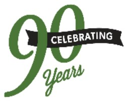 90th year logo resized